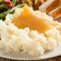 Copycat KFC mashed potatoes and gravy