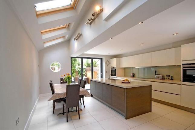 4 bedroom terraced house for sale in Broomwood Road, Battersea