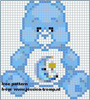 Free Pattern 41 Png 301 215 333 Pixels Plastic Canvas