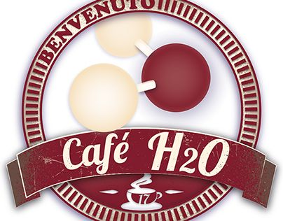 "Check out new work on my @Behance portfolio: ""Café H20"" http://be.net/gallery/49450593/Caf-H20"