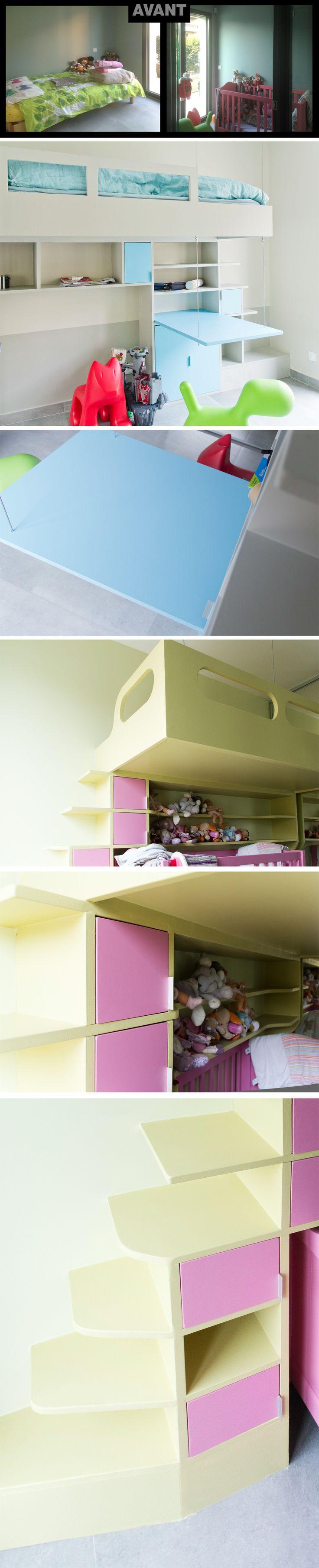 les 25 meilleures id es de la cat gorie chambre 10m2 sur pinterest chambre coucher avec. Black Bedroom Furniture Sets. Home Design Ideas
