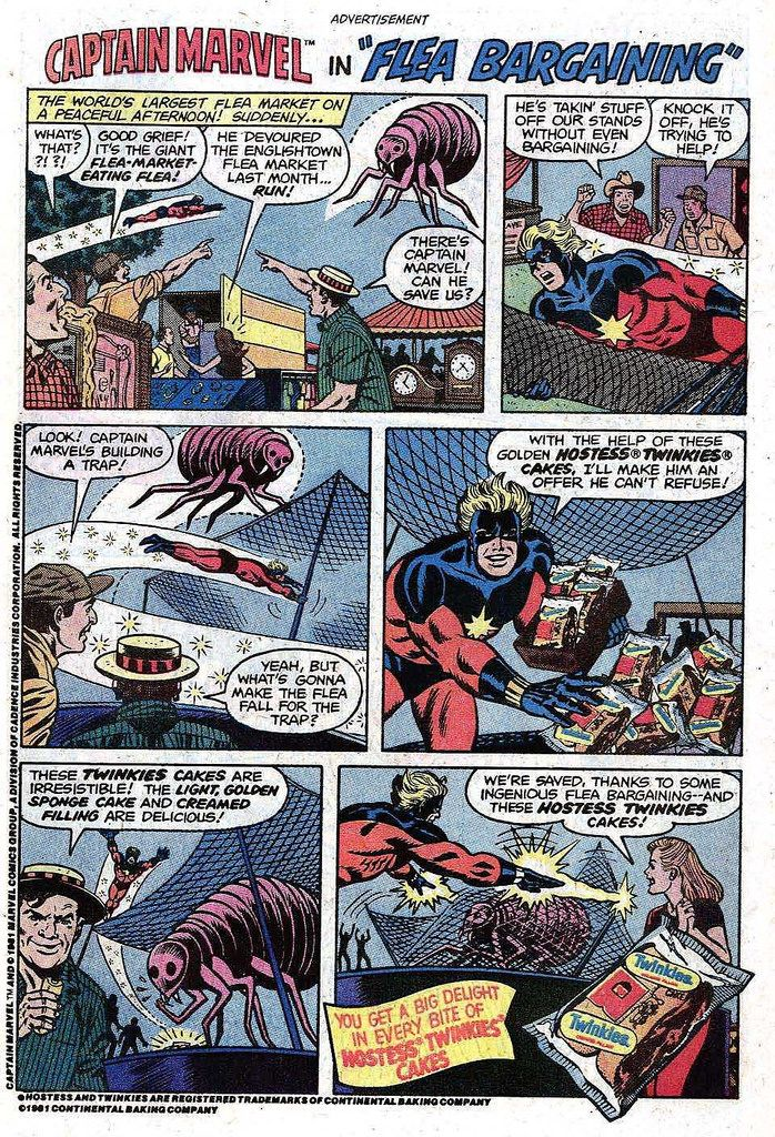 """Flea Bargaining."" - Superdickery - Wakanda Forever."