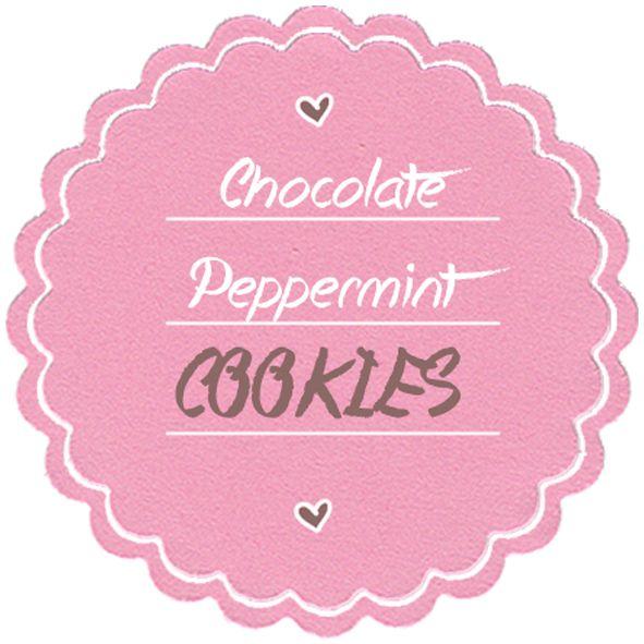 Backmischungen im Glas selber machen: Rezepte und Aufkleber für Backmischungen im Glas, wie Cookies, Brownies oder Plätzchen.