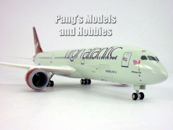 Boeing 787-9 (787) Dreamliner - Virgin Atlantic 1/200 Scale by Sky Marks