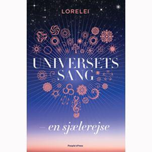 Universets Sang er en magisk og poetisk sjælerejse, hvor læseren føres på en rejse dybt ind i universets mysterier og i sin egen bevidsthed. Køb bogen her.