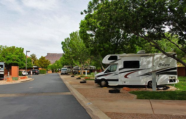 Zion River Resort RV Park and Campground