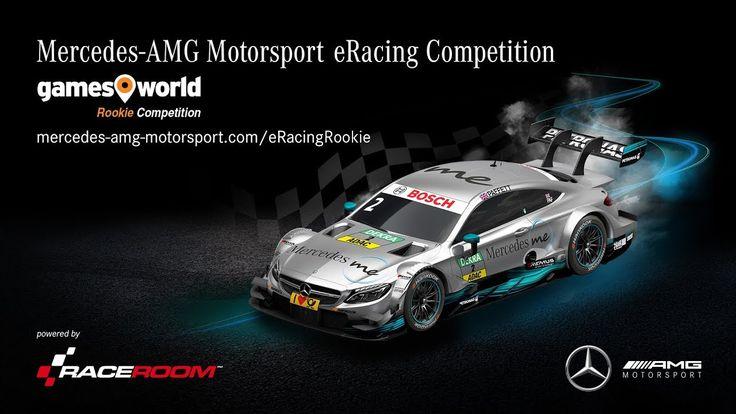 Gamesworld Rookie Competition: Renntaxifahrt und VIP-Tickets für das DTM-Finale zu gewinnen https://youtu.be/e4fNAbqSSwg