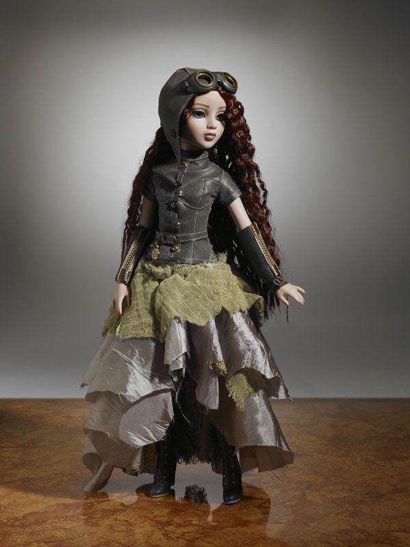 Steampunk Doll - Wilde Imagination