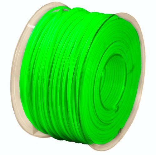 Fluorescent green filament