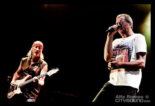 Alfa Romeo City Sound - Deep Purple!   Flickr - Photo Sharing!  #AlfaCitySound #DeepPurple #citysound