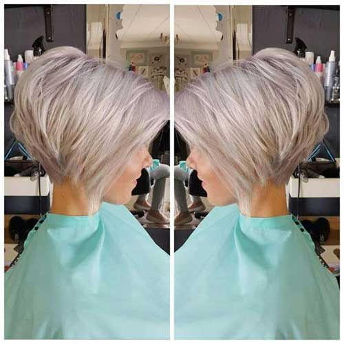 28. Short Bob Haircut