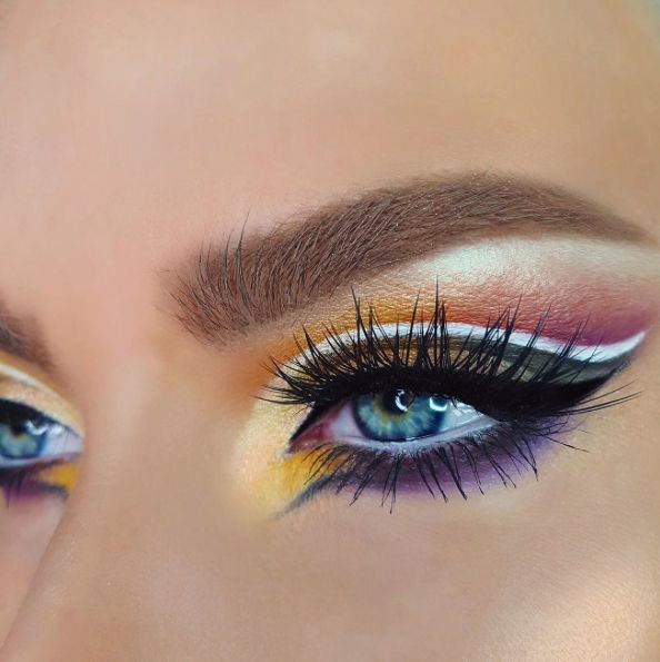 @nikkifrenchmakeup using Take Me Back To Brazil