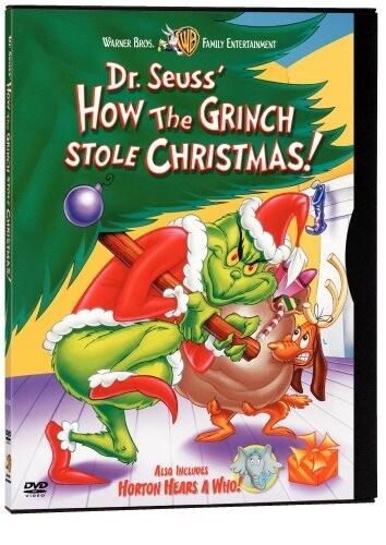 Dr. Seuss' How The Grinch Stole Christmas [cartoon] / Dr. Seuss' Horton Hears A Who [original]