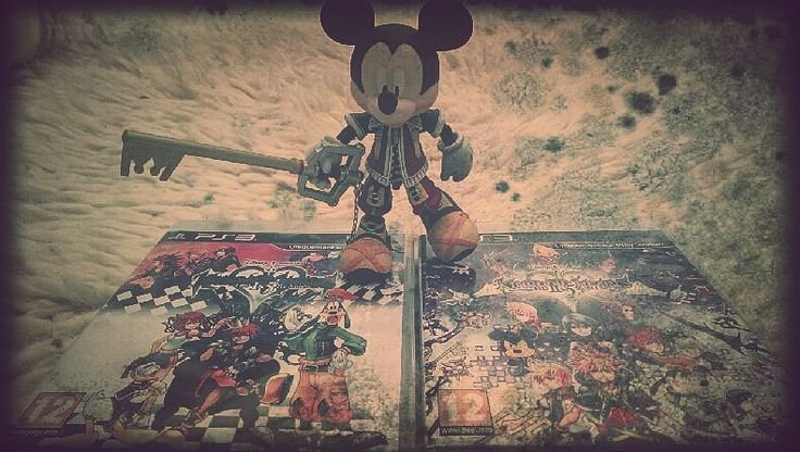 #kingdomhearts #squareenix #disney #keyblade #gaming #geek #otaku #figma #figure #nerd #blerd #gamer #crossover #igeroftheday #iger #instadisney #instageek #goodies #instanerd #instablerds #blerdunited #nerdgasm