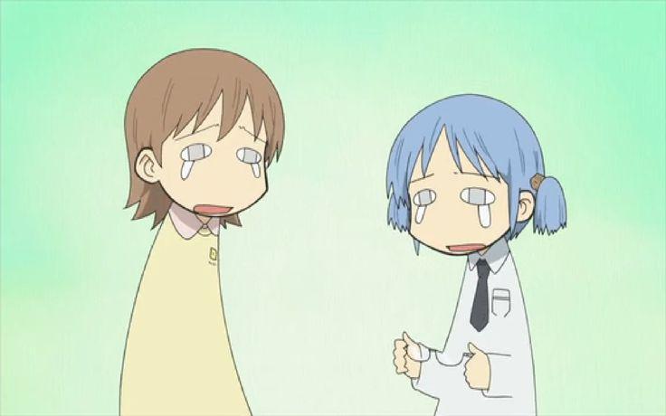Nichijou anime nichijou kawaii
