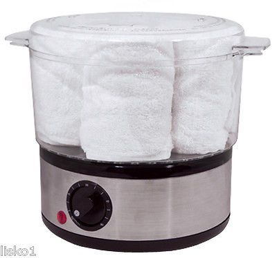 FANTA SEA #TW-37 Salon Spa Massage-Facials Portable Hot Towel Steamer Warmer