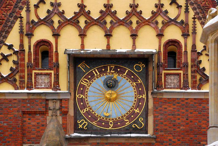 City Hall of Wroclaw, Poland