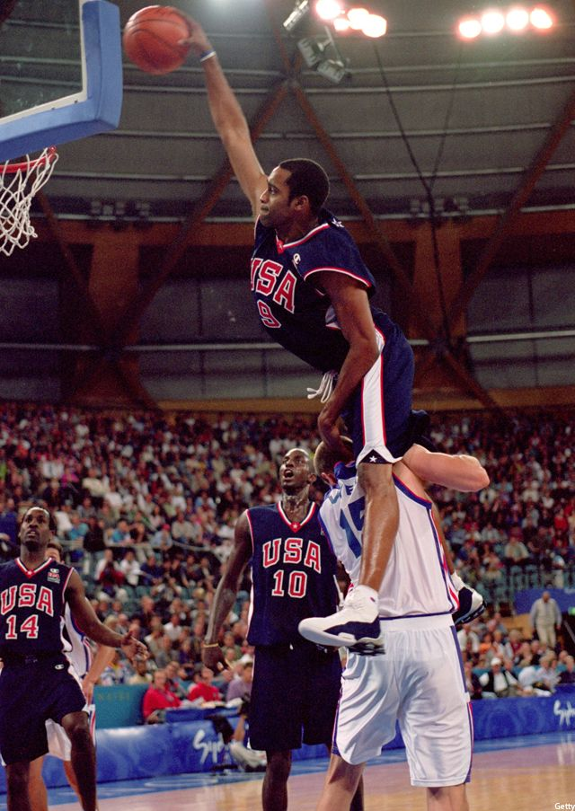 Vince Carter. That dunk. #StraightPosteriorized #Dirty