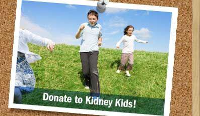 Kidney Kids rocks.