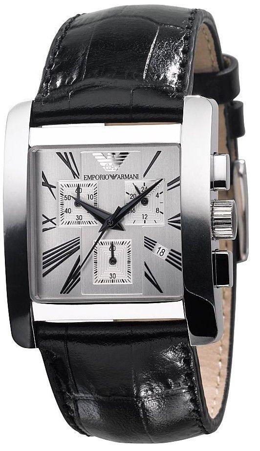 Emporio Armani Mens Watch AR0187- Sale $274.00