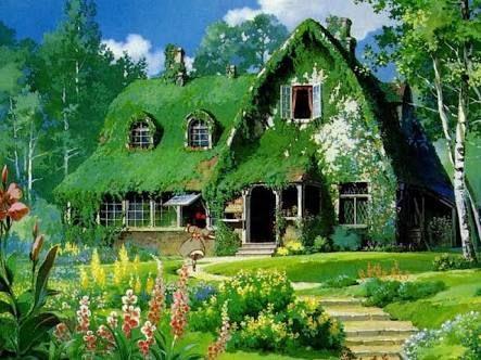 ジブリ映画に登場する家や部屋は細部まで考え尽くされています。 住んでいる人の性格を表していたり、時代を反映していたり・・・。 そんなジブリ映画に登場するたくさんの家、あなたは誰の家か全てわかりますか? 1.緑の壁の小さなバルコニー付きの家 出典:http://sendaina.exblog.jp 2.蔦に覆われた窓がたくさんある家 出典:http://yokido.cocolog-nifty.com 3.たくさんの人が住む団地の家 出典:http://girlschannel.net 出典:http://matome.naver.jp 4.緑が溢れる家 出典:http://www.artgene.net 5.大きな洋館 出典:http://athena-minerva.net 1.緑の壁の小さなバルコニー付きの家 出典:http://matome.naver.jp 『コクリコ坂から』に登場する海たちが暮らす『コクリコ荘』。 コクリコ坂を上った海を見下ろす丘の上にある、女性だけの下宿屋さんです。 主人公の海は、毎日海を通る船に向かって庭に旗を掲げています。…