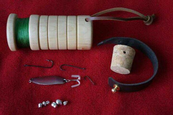 hobo fishing kit bushcraft pinterest fishing