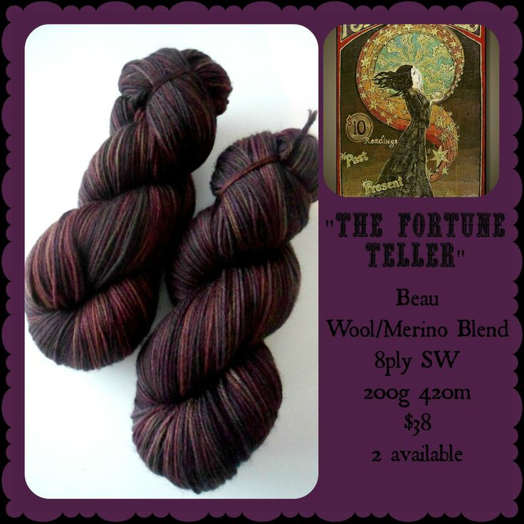The Fortune Teller - The Greatest Show on Earth | Red Riding Hood Yarns