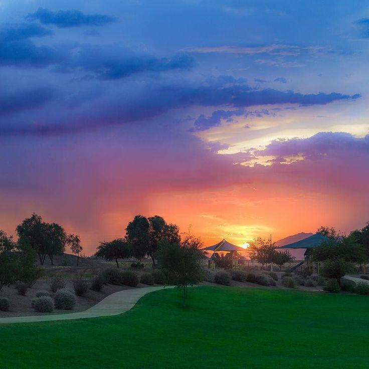 Our sunset tonight  #maricopa #arizona #desert #sunset #sunsetting #sunsetview #sunsetsky #inspire #instagoodmyphoto #instagood #photography #greatshotz