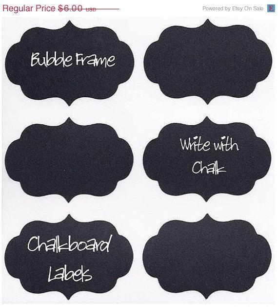 best 25 chalk labels ideas on pinterest kitchen labels pantry organization ikea and ikea. Black Bedroom Furniture Sets. Home Design Ideas