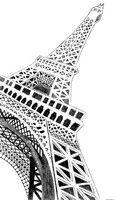 Disegno da colorare Francia - Parigi