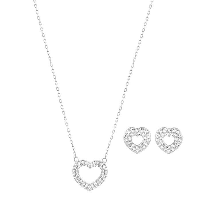 Lily & Lotty Scripted Our Darling Daughter Silver Necklace - 20 KkNaCQO9LC