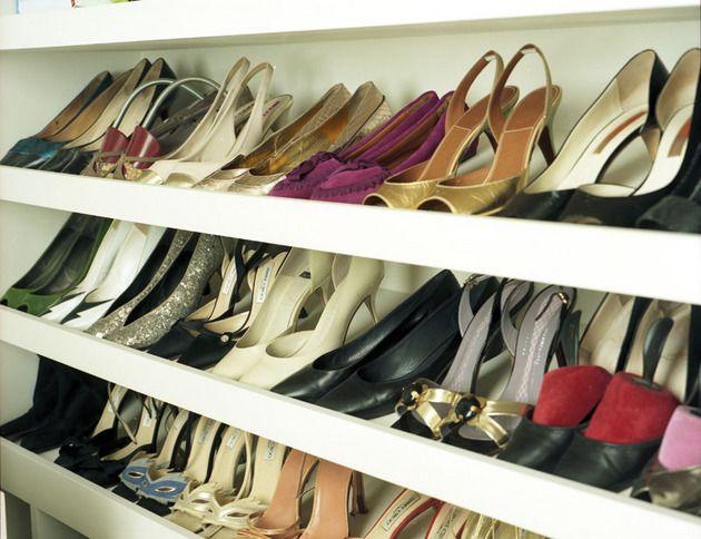 Quédate De Piedra. Closet Shoe StorageShoe ShelvesShoe ...