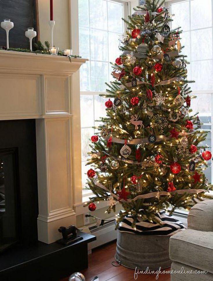 216 besten weihnachtsbaum bilder auf pinterest tannenbaum weihnachten und weihnachtsbaum. Black Bedroom Furniture Sets. Home Design Ideas