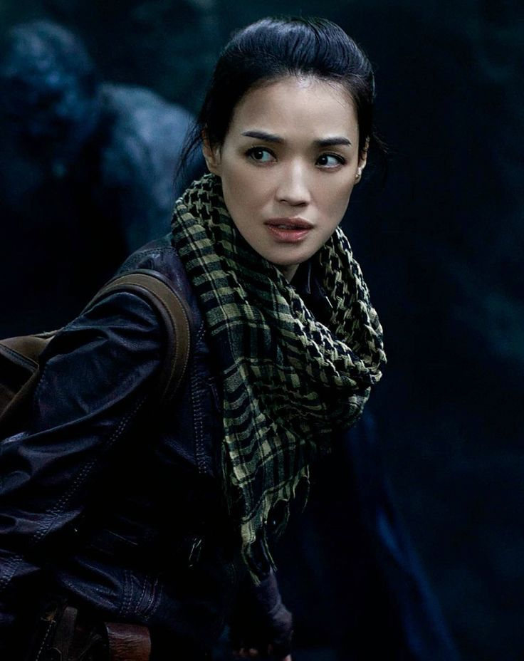 Shu Qi in _Mojin the Lost Legend_