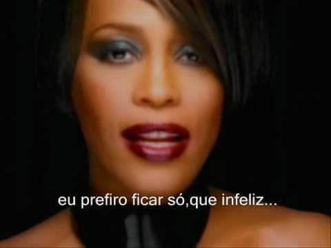 Whitney Houston  It's Not Right But It's Ok