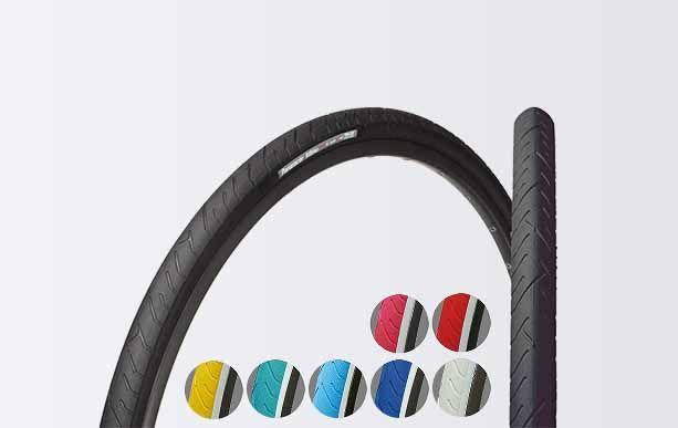 自転車用タイヤ・チューブおよびサイクル用品の製造~販売を手がけるPanaracer。 多彩なラインナップを紹介。