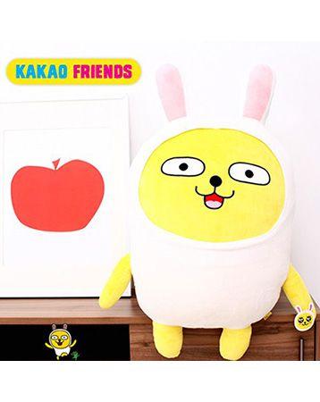 K2POP - KAKAO FRIENDS OFFICIAL GOODS : MUZI BIGDOLL