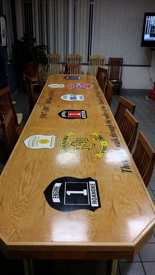 1000 Images About Firehouse Kitchen Tables On Pinterest