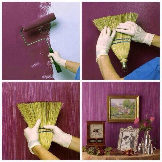 Super Cute DIY Wall Paint Idea