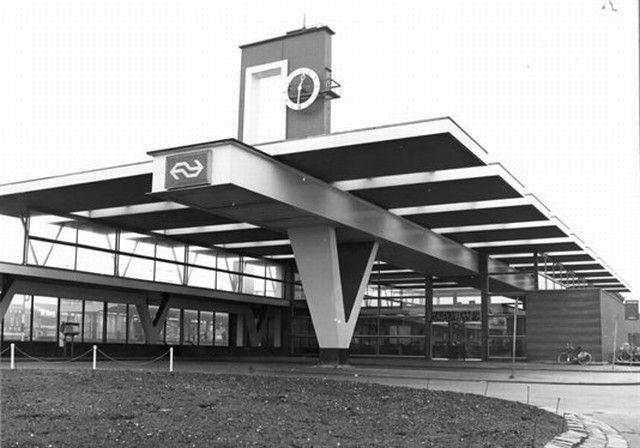 German Post War Modern Habitat Reference Architecture