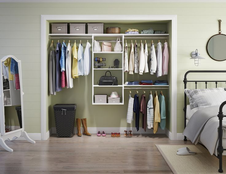 284 Best Bedroom Closets Images On Pinterest | Bedroom Closets, Dressing  Rooms And Master Closet
