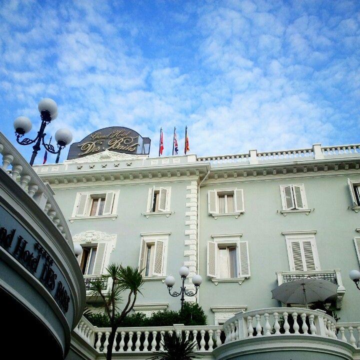 Grand Hotel Des Bains a Riccione, Emilia-Romagna- Italia