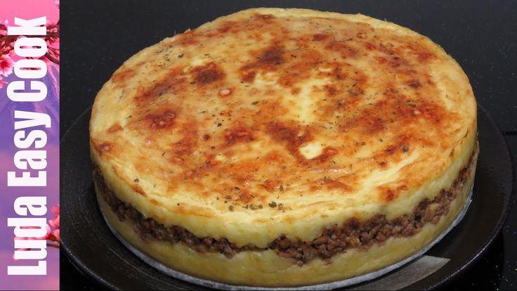 Вкусная КАРТОФЕЛЬНАЯ ЗАПЕКАНКА с мясом Очень просто - Shepherd's pie rec...