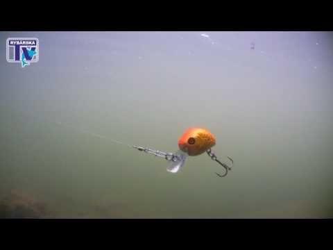 Rybárska Televízia 23 - prívlač s Paľom Vašíčkom - Novinky prave menu - Velkosklad rybárske potreby SPORTS-sonary motory člny Zebco Browning Salmo Sportex Lowrance Black Cat