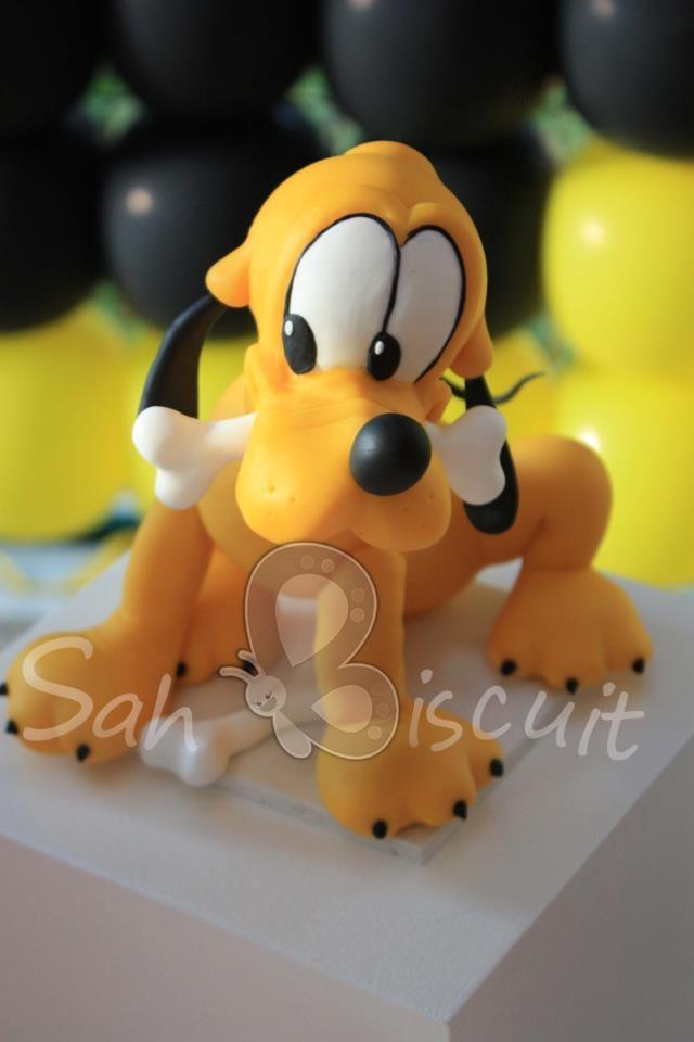 Pluto clay idea
