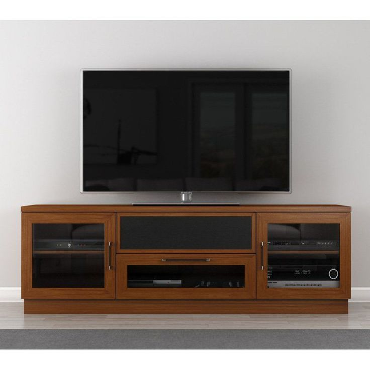 Furnitech Contemporary 70 Inch TV Stand - FT72CC