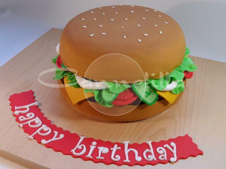 La Hambuerguesa mas dulce! / The sweetest Hamburger!
