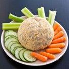 Spinach Artichoke Cheese Ball | Recipe