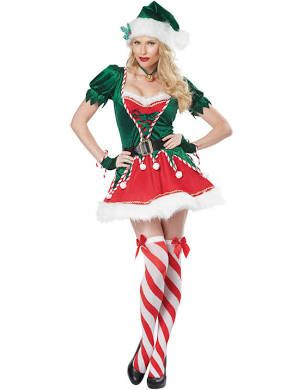 Santa's Helper Costume