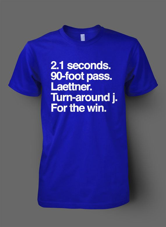 1992 Duke Laettner For The Win. by HonorRollDesigns on Etsy
